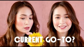 MY CURRENT GO TO MAKEUP   KIMI JDO   PHILIPPINES