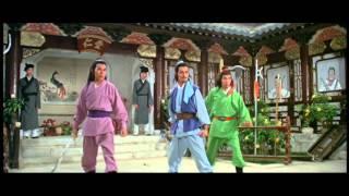 Ambitious Kung Fu Girl