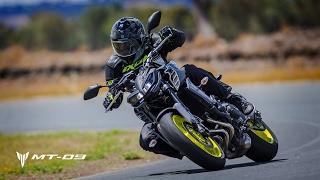2017 Yamaha MT-09 | Media Experience