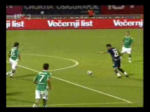 CL: Dinamo Zagreb - Werder Bremen 2:3 (all goals)