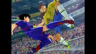 Captain Tsubasa - Super Campeones World Cup Version Mundial Best Plays 2018