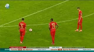 Kayserispor 2-2 TM Akhisarspor | ZTK Çeyrek Final Rövanş | Maç özeti HD | A Spor 07.02.2018
