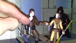 Star Wars Custom Jedi Revan