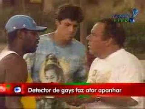 Apanhados do Brasil o detector de gays