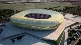 Russian Stadiums - World Cup 2018 HD