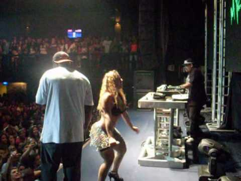 Show Mc Dinda e Mr Catra West Show