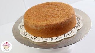 Simple Sponge Cake کیک اسفنجی