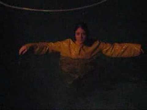 Swimming in Yellow
