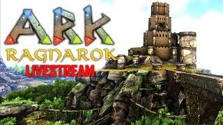 ARK: RAGNAROK - A DEADLY START ★ YAW Live Stream