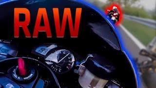 YAMAHA R1 vs BMW S1000RR 😈 STREET RACE 🏁 MAXWRIST GOLD