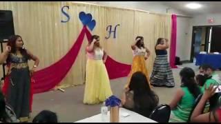 suhus surprise engagement dance