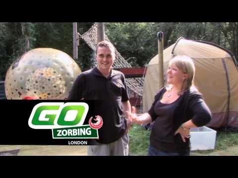GO Zorbing London - It's the way we roll!