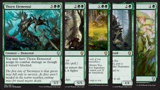 The Most Insane Dominaria Spoilers So Far - Green Edition