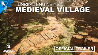 The Medieval Village - Unreal Engine 4