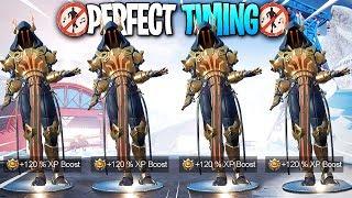 Fortnite - Perfect Timing Dance Compilation! #62 - (Season 7)
