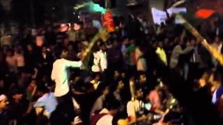LUCKY ! লাকী আক্তার  Tui Rajakar Slogan leading by Lucky akter