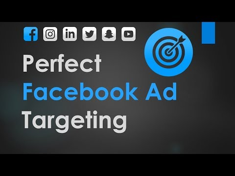 Xxx Mp4 PERFECT Facebook Ads Targeting In 2018 3gp Sex