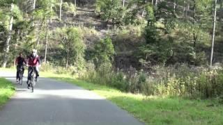 Fahrradtour rund um den Sorpesee