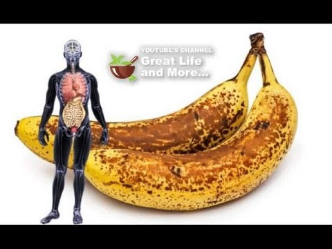 😮😮😮If You Eat 2 Bananas Per Day For A Month, This Is What Happens To Your Body