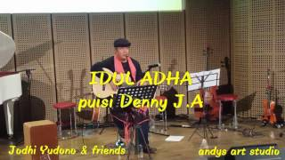 Idul Adha dari puisi Denny J.A di nyanyikan Jodhi Yudono