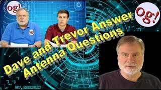 Dave and Trevor Answer Antenna Questions (#169)