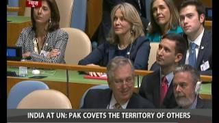 India slams Pakistan at UN for remarks on Kashmir