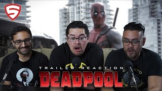 Deadpool Red Band Trailer 2 Reaction and Review!