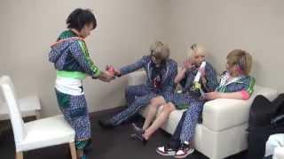 【生dwangya】DIV backstage video (2013.04.09)