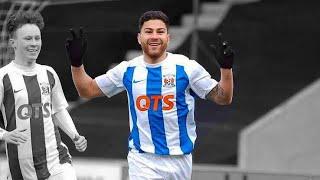 Alexander SAMIZADEH (19 Years Old) | Iran/Italy | Kilmarnock/Bolton FC