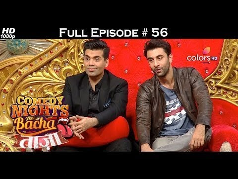 Comedy Nights Bachao Taaza - 23rd October 2016 - कॉमेडी नाइट्स बचाओ ताज़ा- Full Episode