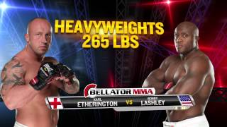 Bellator MMA Highlights: Emanuel Newton Submits Linton Vassell in Championship Rounds