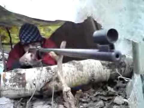 Vzduchovka - sniper