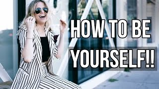 How To Get Noticed | Being Yourself!