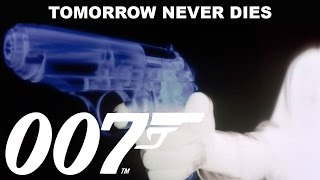 Tomorrow never dies - James Bond (007) - Gun Barrel-Intro / Opening credits (1997) HD