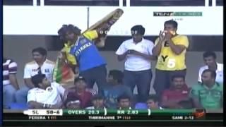Sri Lanka vs Pakistan 1st ODI 2012 (7-6-12) Pallekele - Full SL Batting