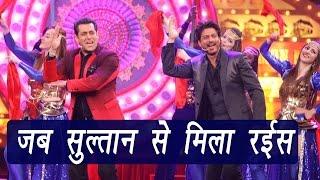 Big Boss 10: Shahrukh Khan promotes Raees on Salman Khan's show, Inside Pics | FilmiBeat