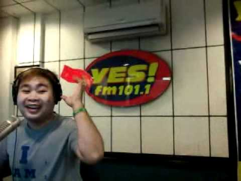 101.1 YES FM with Chico loco 01 22 2012