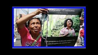 TODAY NEWS - they should be used as the heroes: why the killing of environmental activists are on t
