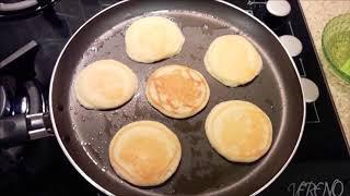 türkiyede ilk defa hurma unlu pankek nasıl yapılır