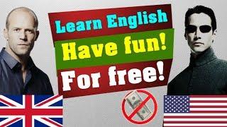 Learn English With Movies افضل موقع مجاني لتعلم الإنجليزية من مقاطع الأفلام