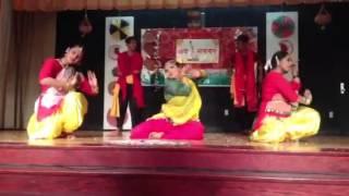 Udichi Pohela Boishk 2013 - final dance performance
