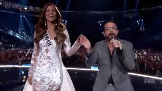Backstreet Boys' Miss USA 2016 Performance