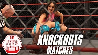 5 Greatest Knockouts Division Matches   Fight Network Flashback