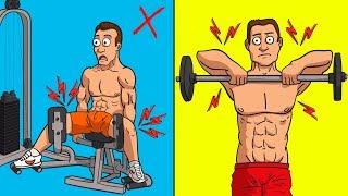 10 Exercises All Men Should AVOID!