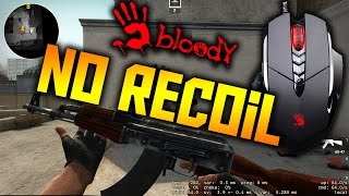 A4tech Bloody 5 NoRecoil Macro CSGO Last update !