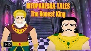 Hitopadesha Tales - Honest King - Short Stories for Children