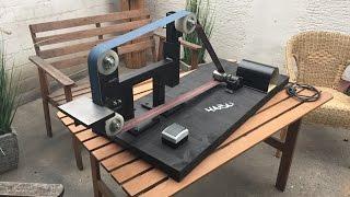 DIY | The belt grinder
