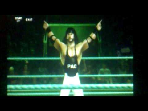 Smackdown vs Raw 2010 My X Pac Caw