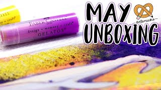 ARTSNACKS Unboxing | May 2019