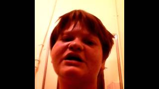 Amandafrady singing